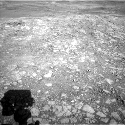 Nasa's Mars rover Curiosity acquired this image using its Left Navigation Camera on Sol 1928, at drive 1876, site number 67
