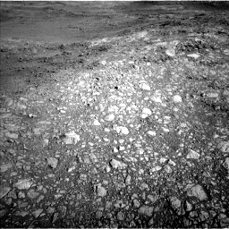Nasa's Mars rover Curiosity acquired this image using its Left Navigation Camera on Sol 1928, at drive 1924, site number 67