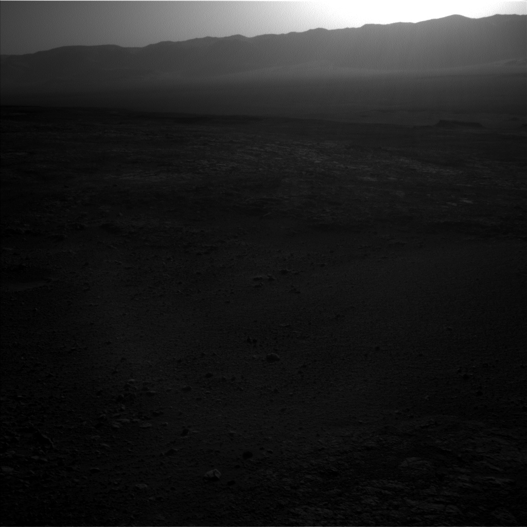 Nasa's Mars rover Curiosity acquired this image using its Left Navigation Camera on Sol 1928, at drive 2140, site number 67