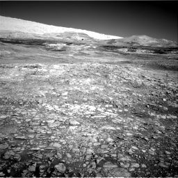 Nasa's Mars rover Curiosity acquired this image using its Right Navigation Camera on Sol 1928, at drive 1852, site number 67
