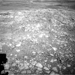 Nasa's Mars rover Curiosity acquired this image using its Right Navigation Camera on Sol 1928, at drive 1876, site number 67