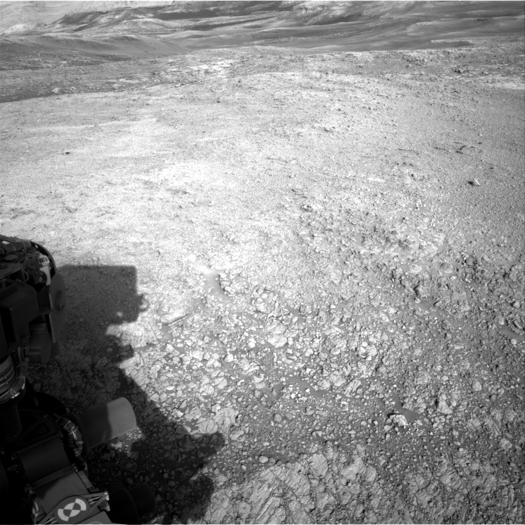 Nasa's Mars rover Curiosity acquired this image using its Right Navigation Camera on Sol 1928, at drive 2140, site number 67