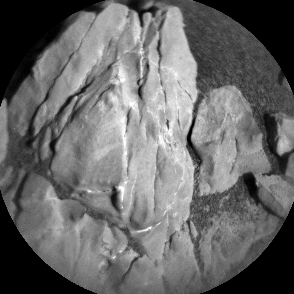 Nasa's Mars rover Curiosity acquired this image using its Chemistry & Camera (ChemCam) on Sol 1929, at drive 2140, site number 67