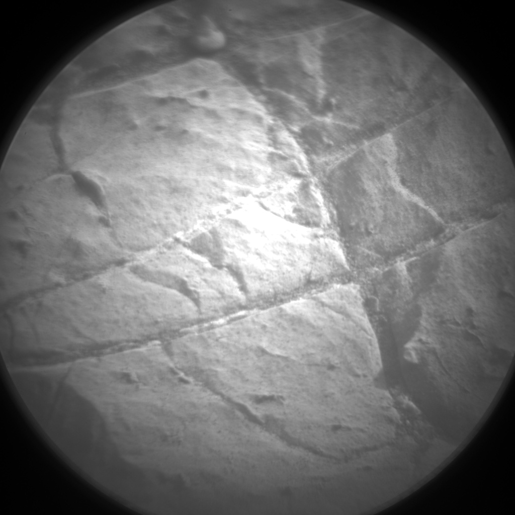 Nasa's Mars rover Curiosity acquired this image using its Chemistry & Camera (ChemCam) on Sol 1930, at drive 2420, site number 67
