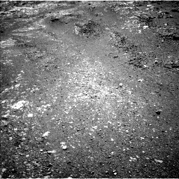 Nasa's Mars rover Curiosity acquired this image using its Left Navigation Camera on Sol 1930, at drive 2206, site number 67