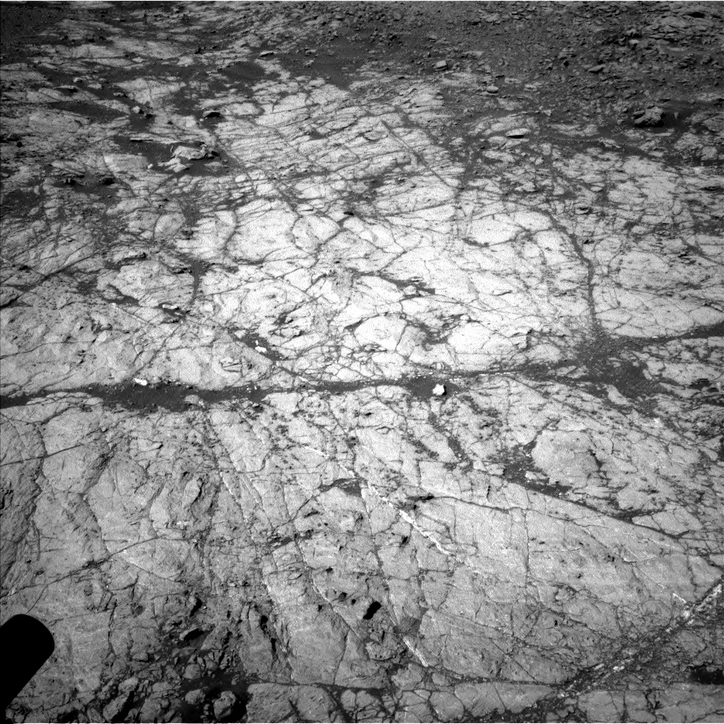 Nasa's Mars rover Curiosity acquired this image using its Left Navigation Camera on Sol 1930, at drive 2356, site number 67