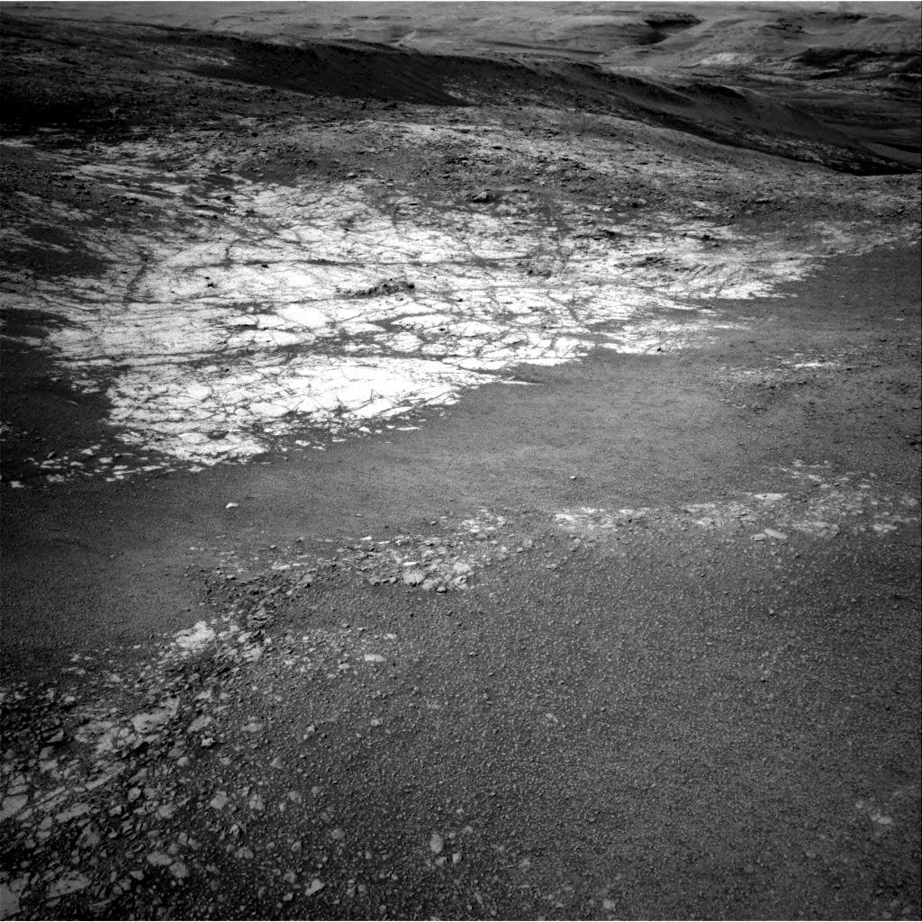 Nasa's Mars rover Curiosity acquired this image using its Right Navigation Camera on Sol 1930, at drive 2284, site number 67