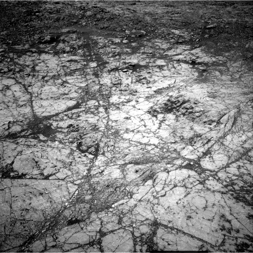 Nasa's Mars rover Curiosity acquired this image using its Right Navigation Camera on Sol 1930, at drive 2356, site number 67