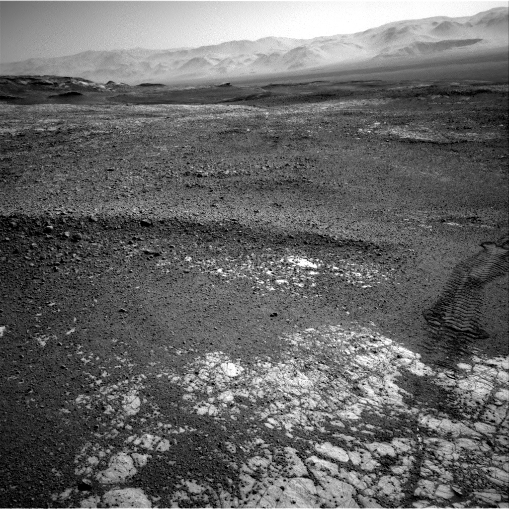 Nasa's Mars rover Curiosity acquired this image using its Right Navigation Camera on Sol 1930, at drive 2420, site number 67