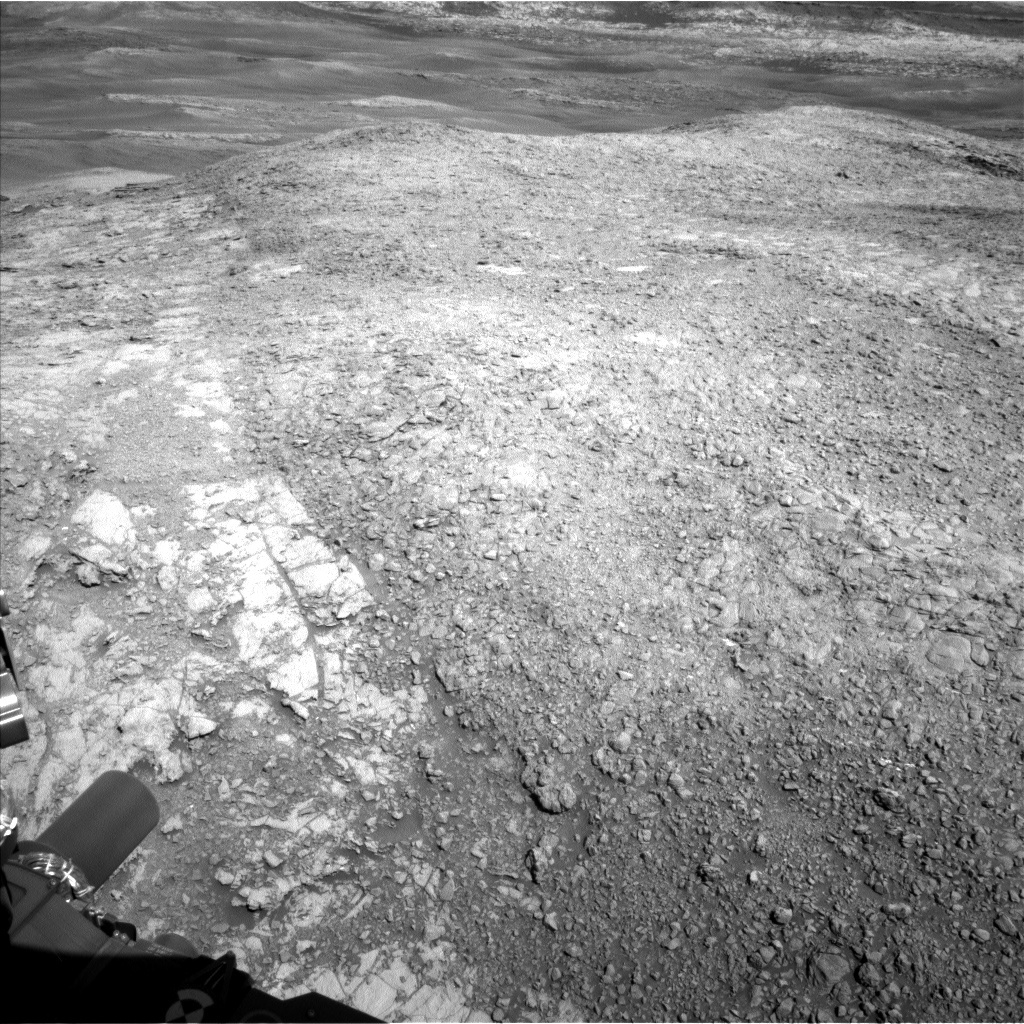 NASA's Mars rover Curiosity acquired this image using its Left Navigation Camera (Navcams) on Sol 1939