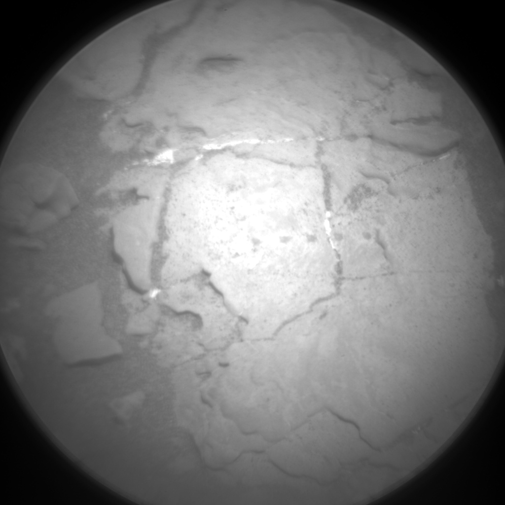 Nasa's Mars rover Curiosity acquired this image using its Chemistry & Camera (ChemCam) on Sol 1940, at drive 2478, site number 67