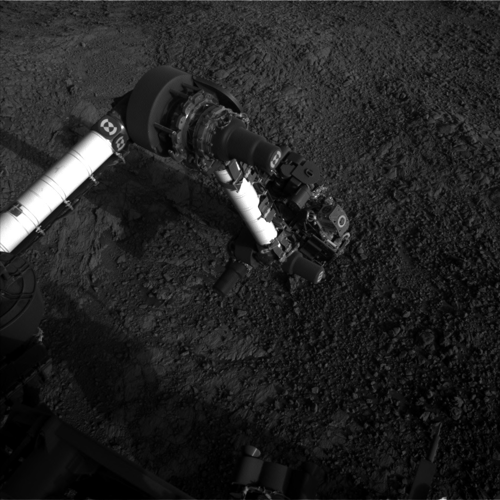 Nasa's Mars rover Curiosity acquired this image using its Left Navigation Camera on Sol 1940, at drive 2478, site number 67