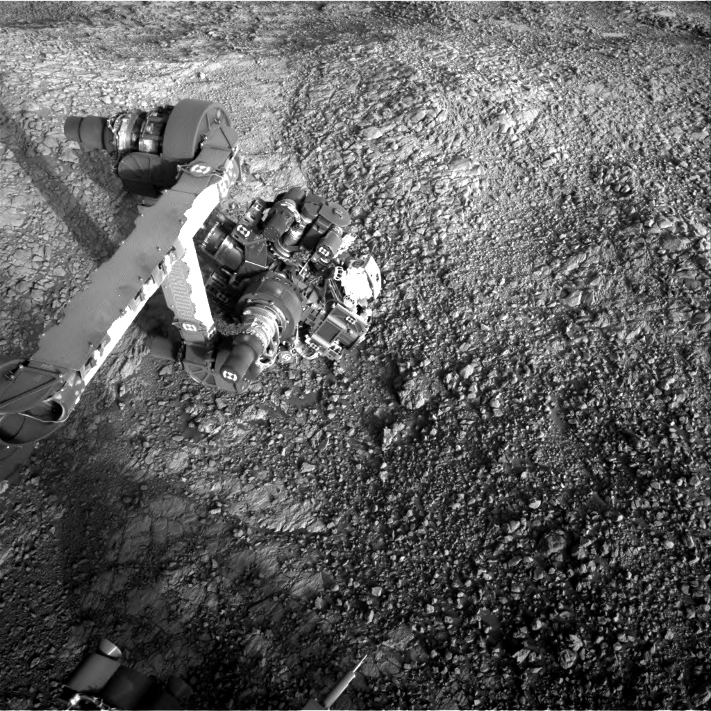 Nasa's Mars rover Curiosity acquired this image using its Right Navigation Camera on Sol 1940, at drive 2478, site number 67