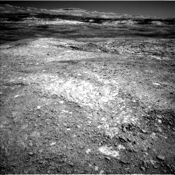 Nasa's Mars rover Curiosity acquired this image using its Left Navigation Camera on Sol 1942, at drive 2490, site number 67