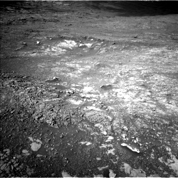 Nasa's Mars rover Curiosity acquired this image using its Left Navigation Camera on Sol 1942, at drive 2646, site number 67