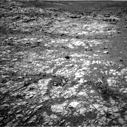 Nasa's Mars rover Curiosity acquired this image using its Left Navigation Camera on Sol 1942, at drive 2712, site number 67