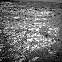 Nasa's Mars rover Curiosity acquired this image using its Left Navigation Camera on Sol 1942, at drive 2718, site number 67