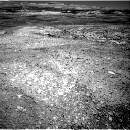Nasa's Mars rover Curiosity acquired this image using its Right Navigation Camera on Sol 1942, at drive 2496, site number 67