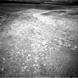 Nasa's Mars rover Curiosity acquired this image using its Right Navigation Camera on Sol 1942, at drive 2538, site number 67