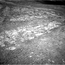 Nasa's Mars rover Curiosity acquired this image using its Right Navigation Camera on Sol 1942, at drive 2550, site number 67