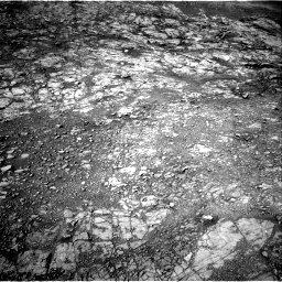 Nasa's Mars rover Curiosity acquired this image using its Right Navigation Camera on Sol 1942, at drive 2574, site number 67