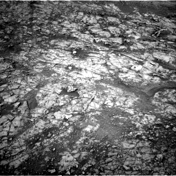 Nasa's Mars rover Curiosity acquired this image using its Right Navigation Camera on Sol 1942, at drive 2592, site number 67