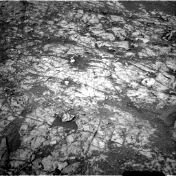 Nasa's Mars rover Curiosity acquired this image using its Right Navigation Camera on Sol 1942, at drive 2598, site number 67