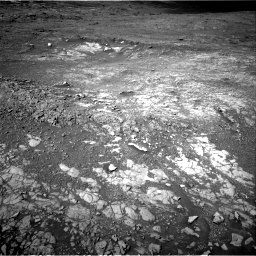 Nasa's Mars rover Curiosity acquired this image using its Right Navigation Camera on Sol 1942, at drive 2640, site number 67