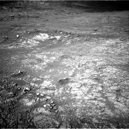 Nasa's Mars rover Curiosity acquired this image using its Right Navigation Camera on Sol 1942, at drive 2652, site number 67