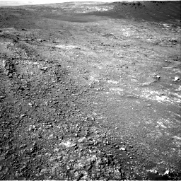 Nasa's Mars rover Curiosity acquired this image using its Right Navigation Camera on Sol 1942, at drive 2670, site number 67