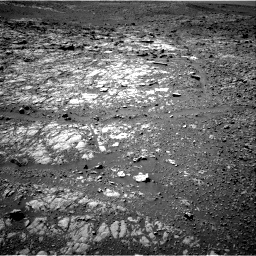 Nasa's Mars rover Curiosity acquired this image using its Right Navigation Camera on Sol 1942, at drive 2694, site number 67