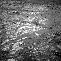 Nasa's Mars rover Curiosity acquired this image using its Right Navigation Camera on Sol 1942, at drive 2724, site number 67