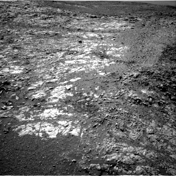 Nasa's Mars rover Curiosity acquired this image using its Right Navigation Camera on Sol 1942, at drive 2736, site number 67