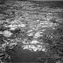 Nasa's Mars rover Curiosity acquired this image using its Right Navigation Camera on Sol 1942, at drive 2742, site number 67