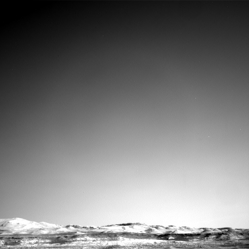 Nasa's Mars rover Curiosity acquired this image using its Right Navigation Camera on Sol 1942, at drive 2764, site number 67