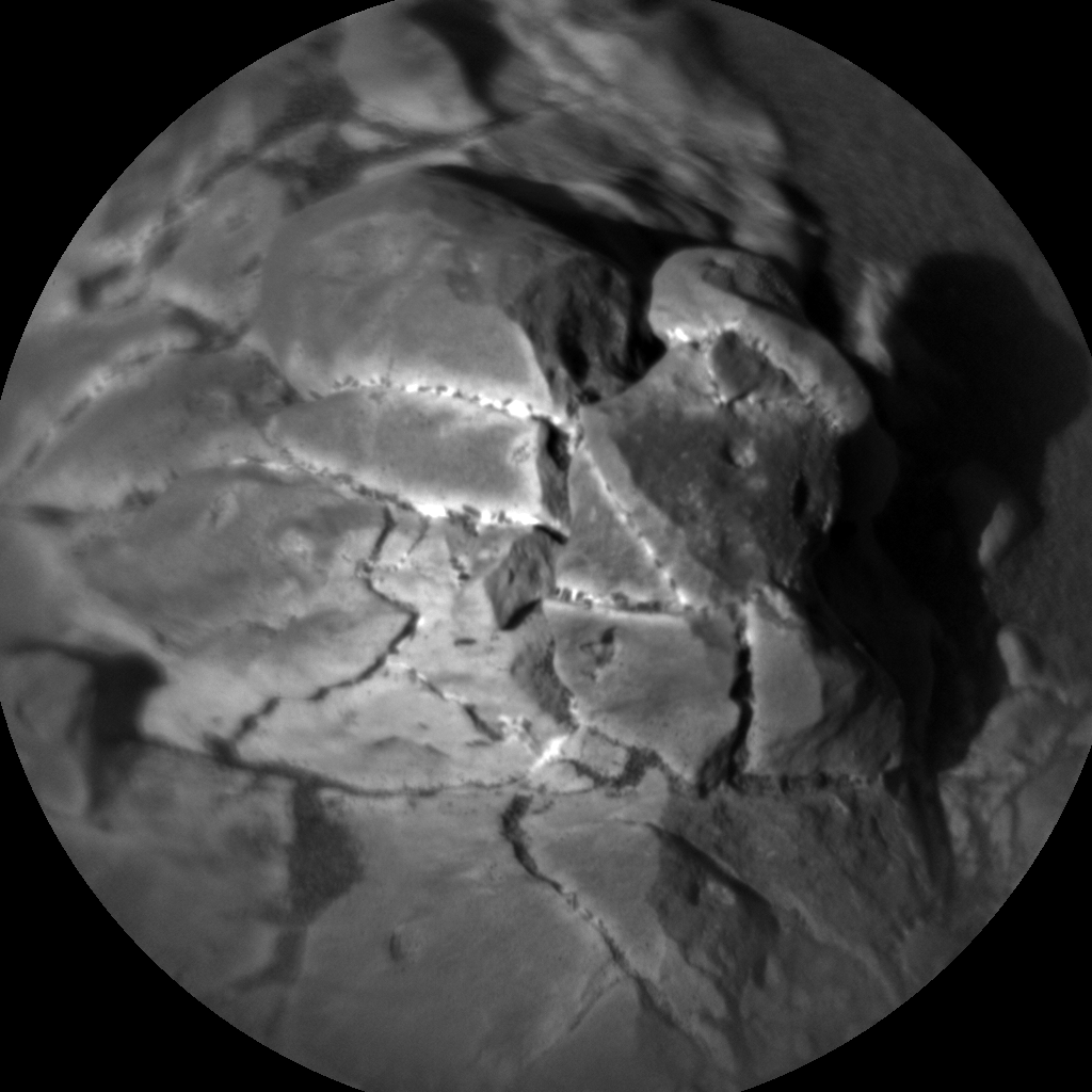 Nasa's Mars rover Curiosity acquired this image using its Chemistry & Camera (ChemCam) on Sol 1943, at drive 2764, site number 67