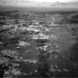Nasa's Mars rover Curiosity acquired this image using its Left Navigation Camera on Sol 1944, at drive 2812, site number 67