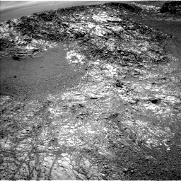 Nasa's Mars rover Curiosity acquired this image using its Left Navigation Camera on Sol 1944, at drive 2884, site number 67