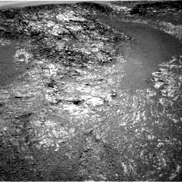 Nasa's Mars rover Curiosity acquired this image using its Right Navigation Camera on Sol 1944, at drive 2872, site number 67