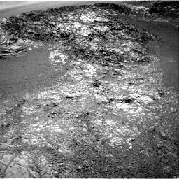 Nasa's Mars rover Curiosity acquired this image using its Right Navigation Camera on Sol 1944, at drive 2878, site number 67