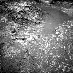 Nasa's Mars rover Curiosity acquired this image using its Left Navigation Camera on Sol 1946, at drive 2896, site number 67