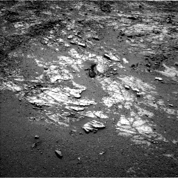 Nasa's Mars rover Curiosity acquired this image using its Left Navigation Camera on Sol 1946, at drive 2950, site number 67