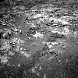 Nasa's Mars rover Curiosity acquired this image using its Left Navigation Camera on Sol 1946, at drive 2962, site number 67