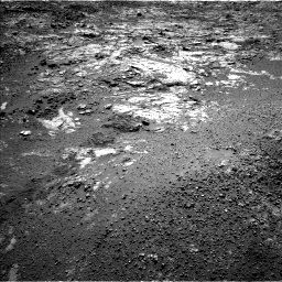 Nasa's Mars rover Curiosity acquired this image using its Left Navigation Camera on Sol 1946, at drive 2968, site number 67