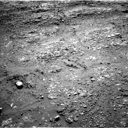Nasa's Mars rover Curiosity acquired this image using its Left Navigation Camera on Sol 1946, at drive 3040, site number 67