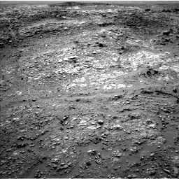 Nasa's Mars rover Curiosity acquired this image using its Left Navigation Camera on Sol 1946, at drive 3052, site number 67