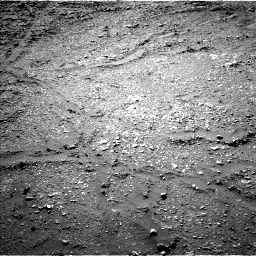 Nasa's Mars rover Curiosity acquired this image using its Left Navigation Camera on Sol 1946, at drive 3154, site number 67