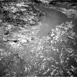 Nasa's Mars rover Curiosity acquired this image using its Right Navigation Camera on Sol 1946, at drive 2896, site number 67
