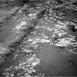 Nasa's Mars rover Curiosity acquired this image using its Right Navigation Camera on Sol 1946, at drive 2938, site number 67