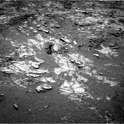 Nasa's Mars rover Curiosity acquired this image using its Right Navigation Camera on Sol 1946, at drive 2950, site number 67